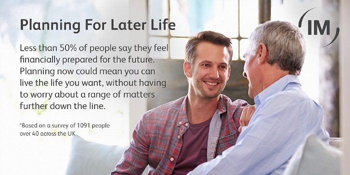 Planning For Later Life - Financially prepared sitecore