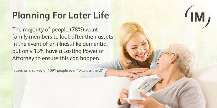 Planning For Later Life - LPA