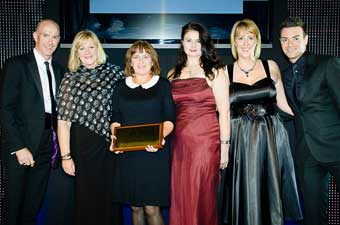 Second Social Responsibility Award For Irwin Mitchell Scotland